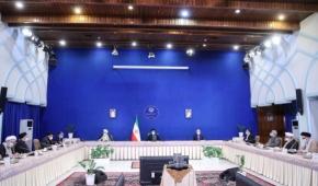 آیت الله رئیسی درجلسه شورای عالی فضای مجازی:  استفاده از ظرفیت فضای مجازی در رشد و تعالی کشور ضروری است